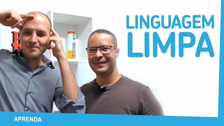Entrevista sobre Linguagem Limpa para Rafael Baltresca